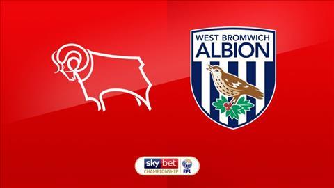 Derby County vs West Brom 18h30 ngày 55 (Hạng nhất Anh 201819) hình ảnh