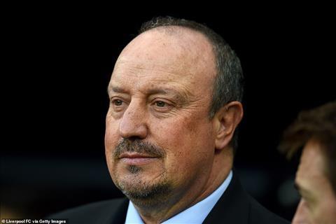 HLV Benitez chia sẻ về trận Newcastle vs Liverpool hình ảnh