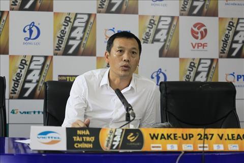 HLV Duc Thang chia se ve tinh hinh chan thuong cua Phan Van Duc.