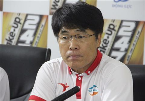 HLV Lee Heung Sil nhắc Quế Ngọc Hải cẩn thận với dư luận hình ảnh