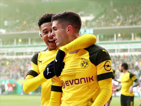 Video bàn thắng kết quả Bremen vs Dortmund 2-2 Bundesliga 201819 hình ảnh