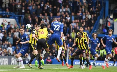 Chelsea vs Watford Loftus-Cheek mo ty so