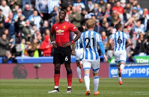Nóng Paul Pogba yêu cầu được rời MU ở Hè 2019 hình ảnh