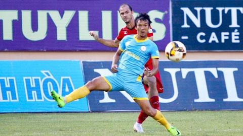 Khánh Hòa vs TPHCM 17h00 ngày 65 (V-League 2019) hình ảnh