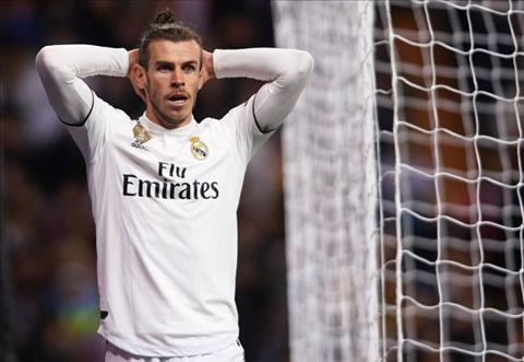 Cực nóng HLV Zidane loại bỏ Gareth Bale hình ảnh