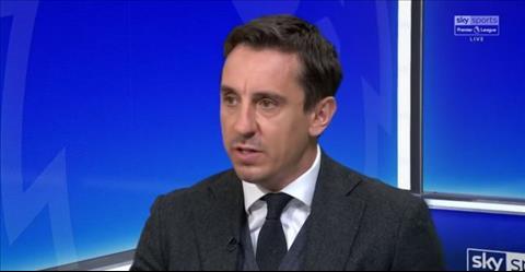 Gary Neville nói về đội hình của Liverpool hình ảnh