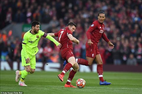 Trong mot ngay xau troi, Messi mo nhat