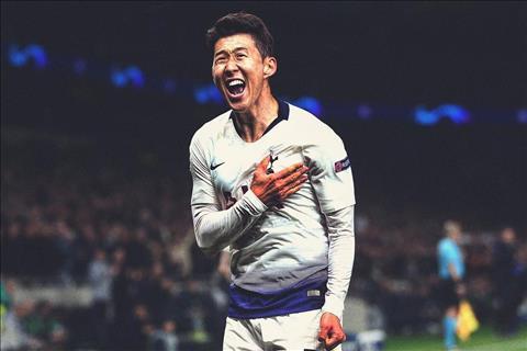 Son Heung-min Người hùng Á Châu ở bắc London hình ảnh