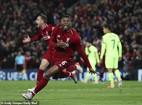 Liverpool 4-0 Barca