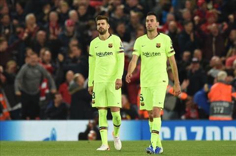 Barca thua Liverpool 4-0