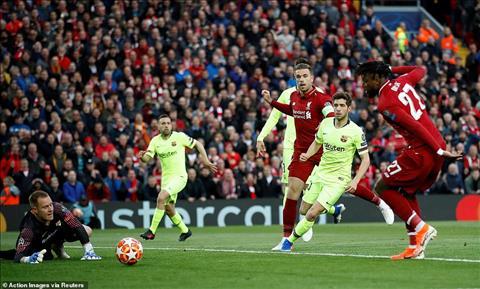 Liverpool 4-0 (4-3) Barca Ngược dòng không tưởng, The Klopp bay vào chung kết Champions League hình ảnh 2