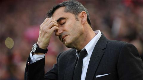 HLV Valverde san sang doi mat voi viec bi sa thai