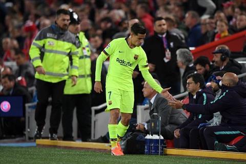Tiền vệ Coutinho rời Barca và trở về Liverpool hình ảnh