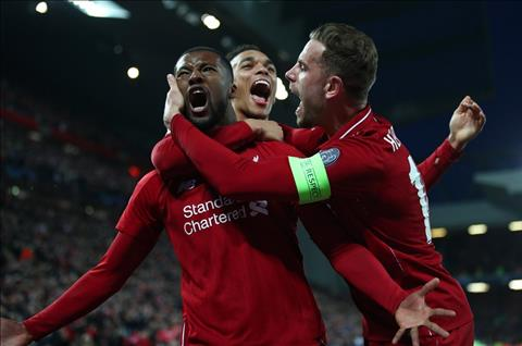 Liverpool thang Barca Wijnaldum