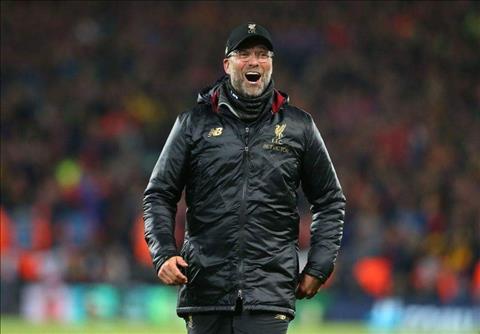 HLV Jurgen Klopp hop bao sau tran dau ban ket c1 Liverpool vs Barca