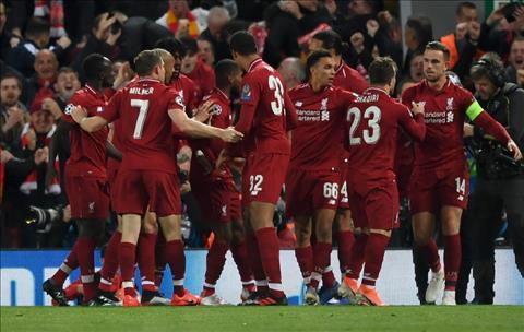 Liverpool sẽ thu về 100 triệu bảng nếu thắng Tottenham ở CK C1 hình ảnh