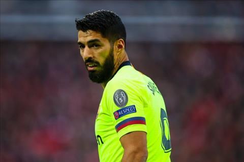 Tiền đạo Suarez nói về trận thua của Barca trước Liverpool hình ảnh