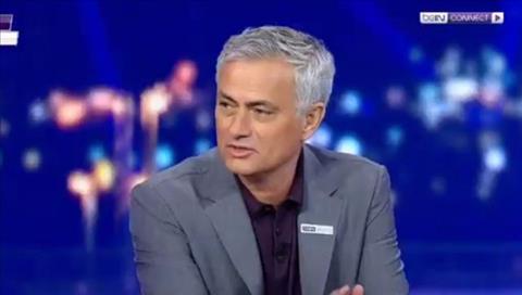 Mourinho hết lời khen ngợi Klopp sau cuộc địa chấn ở Anfield hình ảnh