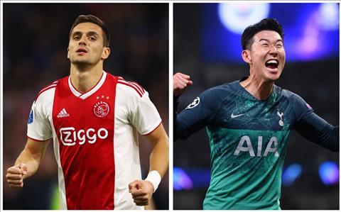 Ajax vs Tottenham xem trực tiếp bóng đá bk cúp C1 đêm nay ở đâu hình ảnh