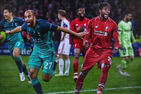 Con số may mắn giúp Liverpool và Totenham vào chung kết C1 hình ảnh