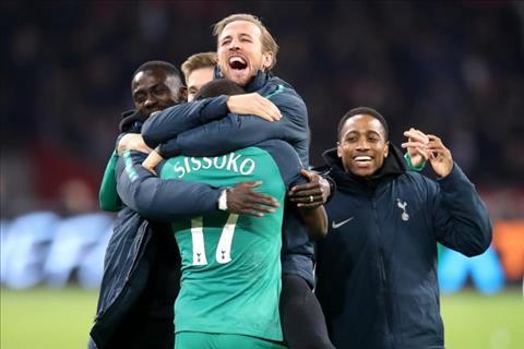 Ajax 2-3 Tottenham Harry Kane có thể tái xuất ở trận chung kết hình ảnh