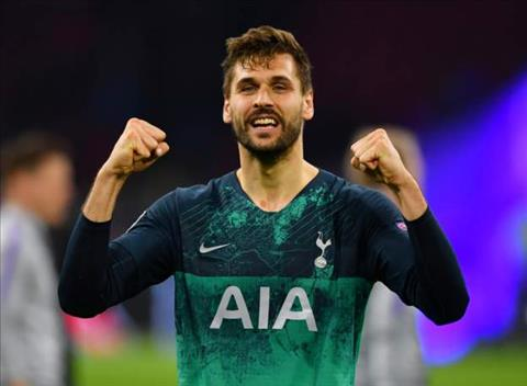 Ajax 2-3 Tottenham Không phải Moura Llorente mới là sự khác biệt hình ảnh