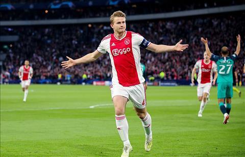 Kết quả Ajax vs Tottenham Sự ngây thơ ngăn cản giấc mơ chung kết hình ảnh