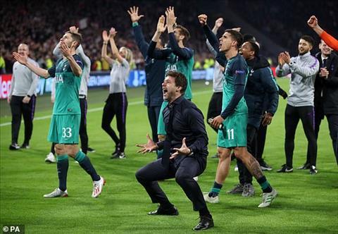 Chủ tịch Daniel Levy và HLV Mauricio Pochettino đã lột xác Tottenham trở thành một ông lớn thực sự của bóng đá Anh và Châu Âu