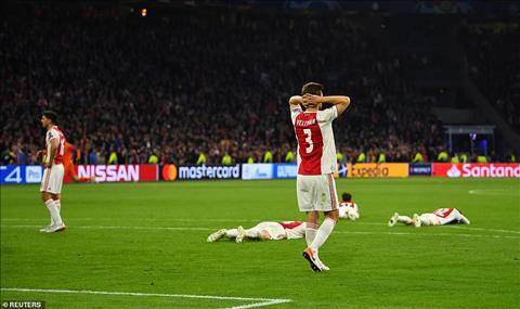 Ajax bị nghiệp quật đau đớn Cái chết của sự kỳ vọng hình ảnh 2