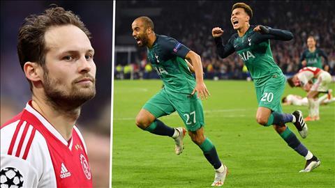 Daley Blind that vong sau tran thua Ajax
