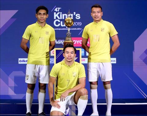 DT Thai Lan tao bat ngo cho DT Viet Nam tai King Cup 2019.