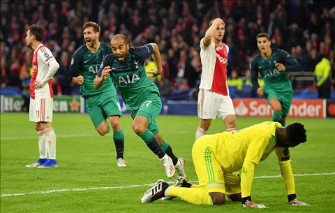 Sai lam ve chien thuat khien Ajax gap kho truoc Tottenham
