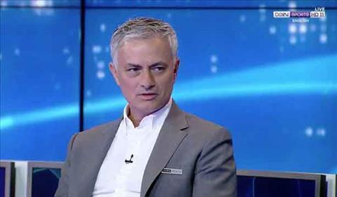 Video cúp C1 Jose Mourinho phân tích ra sao sau 2 trận bán kết  hình ảnh