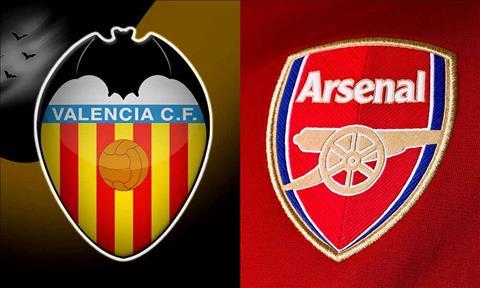 Valencia vs Arsenal xem trực tiếp Europa League đêm nay ở đâu  hình ảnh