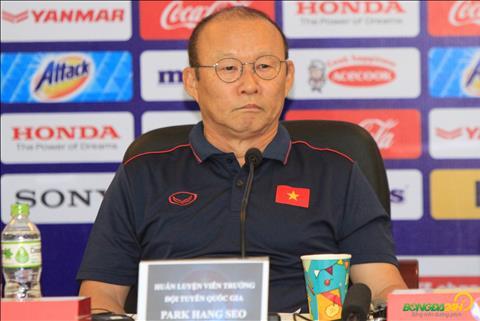 HLV Park Hang Seo chia sẻ về các cầu thủ Việt kiều hình ảnh