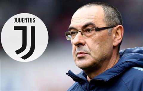 HLV Sarri của Chelsea nói về khả năng dẫn dắt Juventus hình ảnh