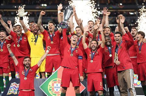 Bồ Đào Nha vô địch UEFA Nations League nhờ phong tỏa De Jong hình ảnh