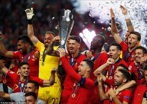 Bo Dao Nha tro thanh doi dau tien vo dich UEFA Nations League
