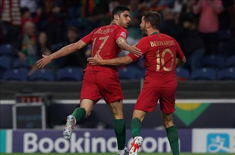 Bernardo Silva phát biểu sau trận BĐN 1-0 Hà Lan hình ảnh