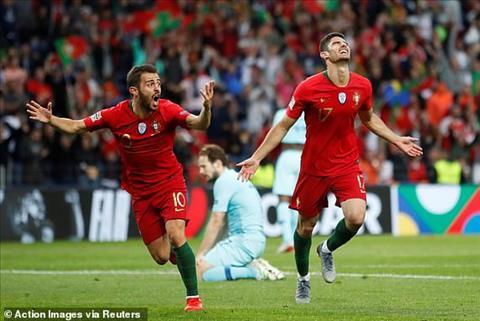 Bồ Đào Nha 1-0 Hà Lan Thắng không nhờ Ronaldo, Seleccao vô địch UEFA Nations League hình ảnh 2