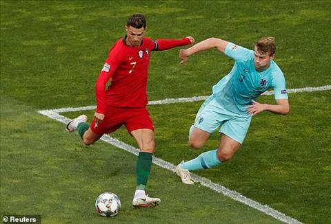 Bồ Đào Nha 1-0 Hà Lan Thắng không nhờ Ronaldo, Seleccao vô địch UEFA Nations League hình ảnh 3
