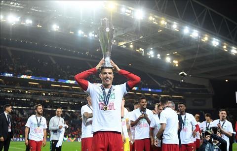 Bồ Đào Nha vô địch Nations League Tưởng vậy mà không phải vậy! hình ảnh