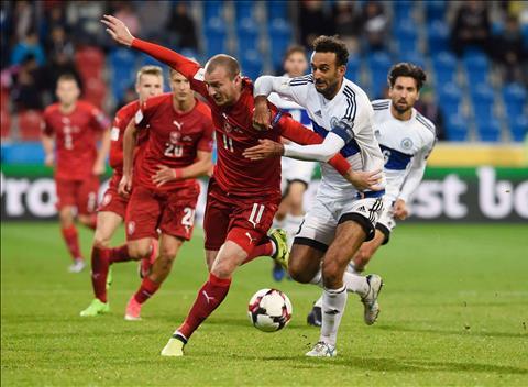 Czech vs Montenegro 1h45 ngày 116 (Vòng loại EURO 2020) hình ảnh