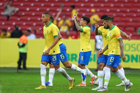 Nhận diện ứng viên vô địch Copa America 2019 hình ảnh