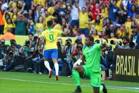 Brazil 7-0 Honduras Màn đá tập hoành tráng hình ảnh 2