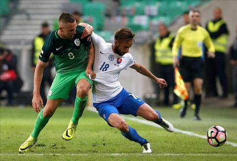 Latvia vs Slovenia 1h45 ngày 116 (Vòng loại Euro 2020) hình ảnh