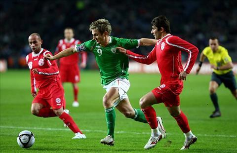 Ireland vs Gibraltar 1h45 ngày 116 (Vòng loại Euro 2020) hình ảnh