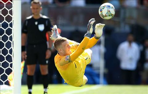 thu mon Pickford can penalty