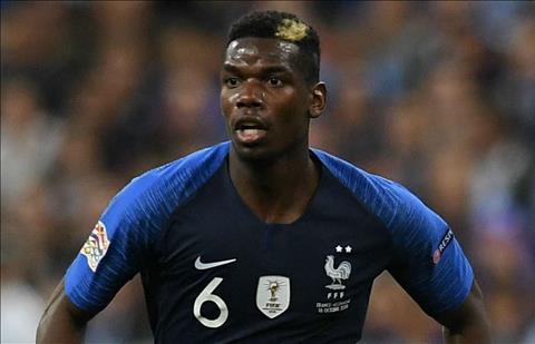 Paul Pogba nói về trận thua 2-0 của Pháp trước Thổ Nhĩ Kỳ hình ảnh
