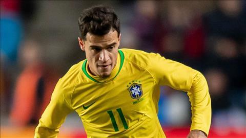 Brazil cần Coutinho thay thế Neymar ở Copa America hình ảnh